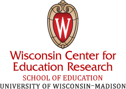 Wisconsin Center for Education Research Logo